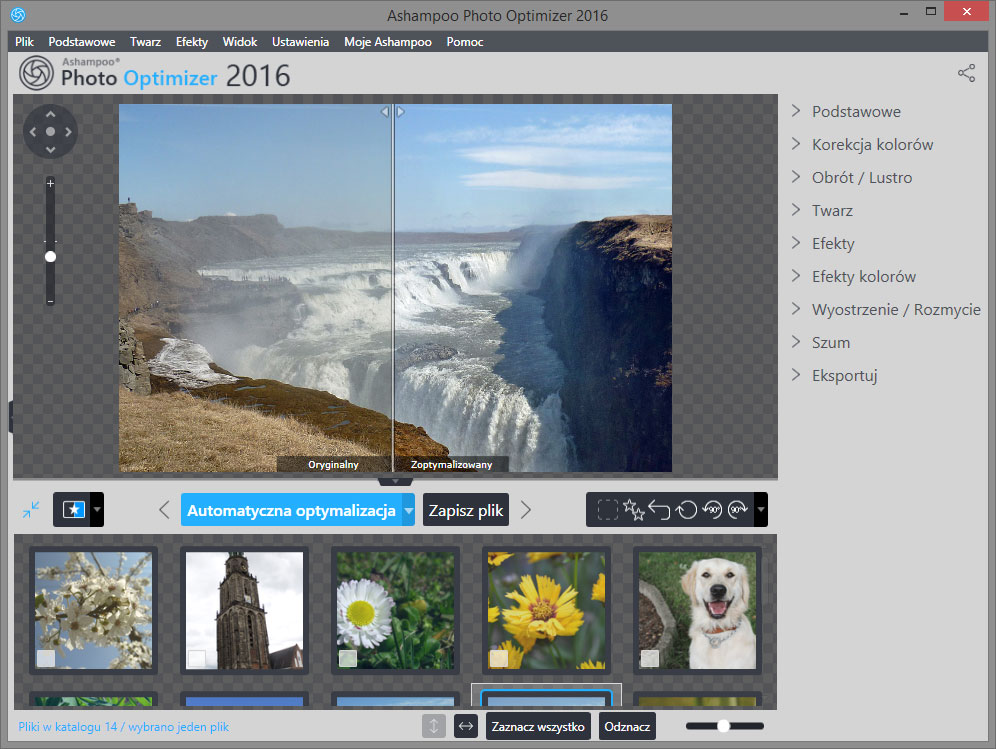 Ashampoo Photo Optimizer 2018 Review