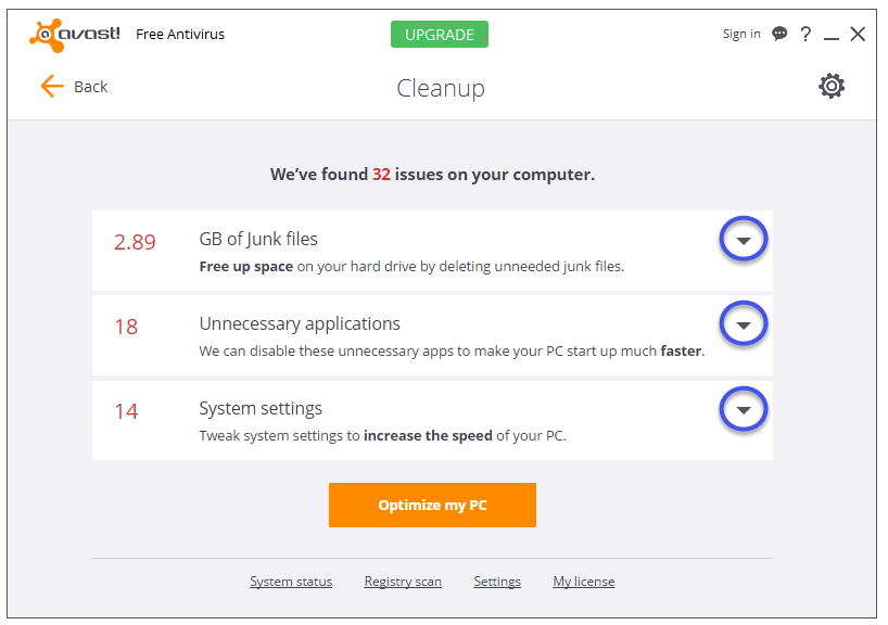 Avast Cleanup 2018 Review and Pros and Cons