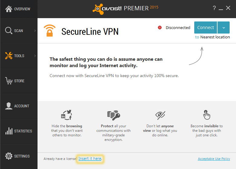 Avast SecureLine VPN 2018 Review : Pros & Cons of Using Avast