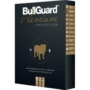 BullGuard Premium Protection 2018 Review & Rating