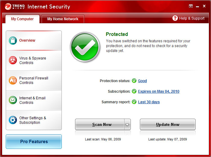 Trend Micro Internet Security 2018 Review