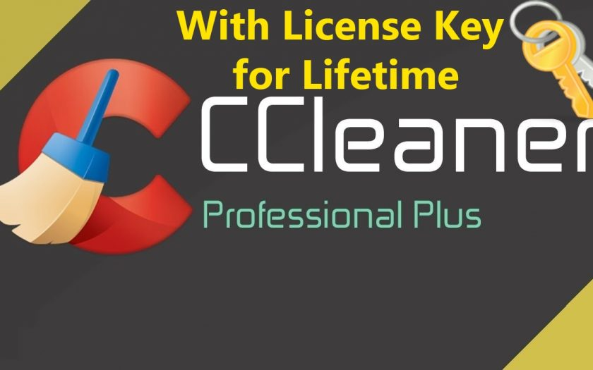 ccleaner 2018 crack + Activation Key