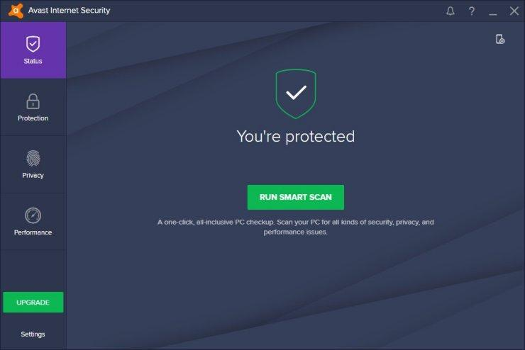 Avast Internet Security 2018 Free Download For Windows
