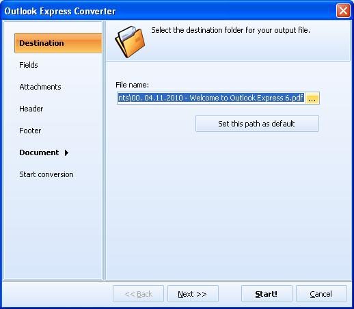 Total Outlook Express Converter 2018 Review Free Download For Windows
