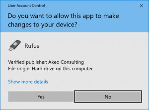 Rufus 2018 Review For Windows MAC Full Version