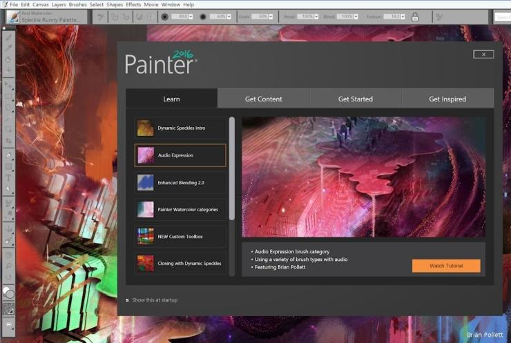 Corel Painter 2018 Review For Windows MAC Full Version