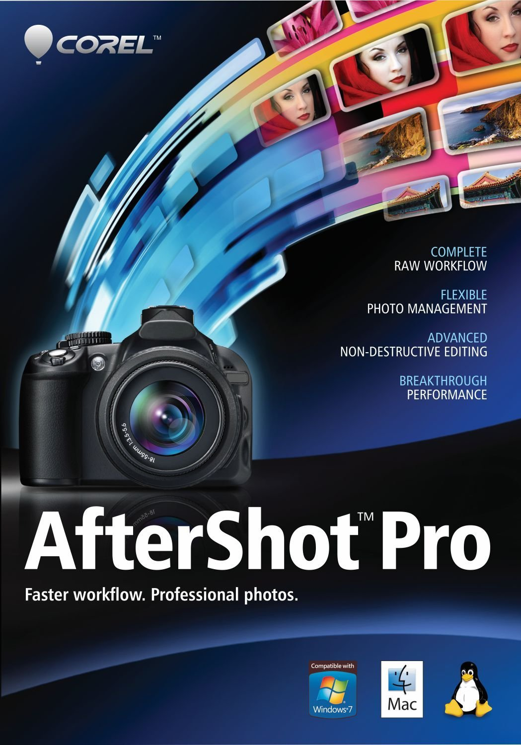 Corel Aftershot Pro 3.1.0.181 Crack 2018 + Serial Key Free Download