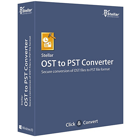 Stellar OST to PST Converter 2018 Review Free Download For Windows