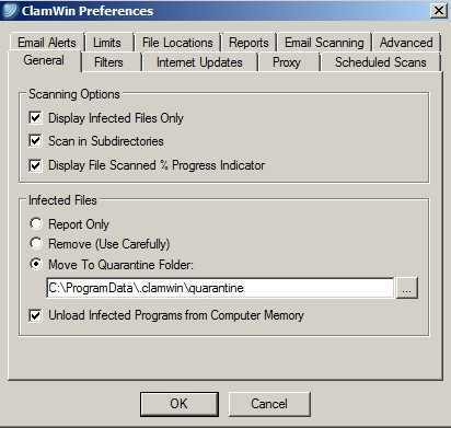 ClamWin 2018 Review Free Download For Windows