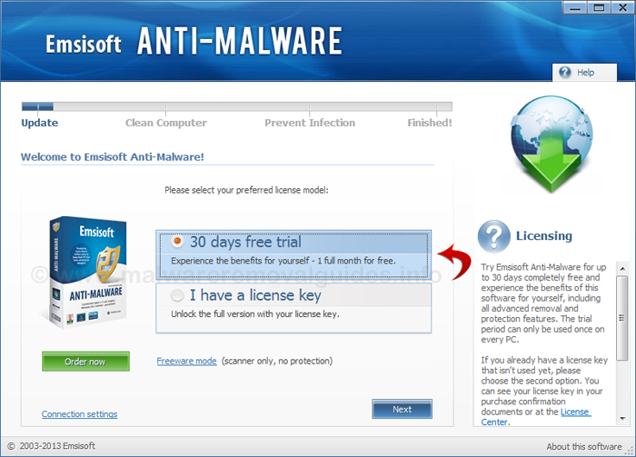 Emsisoft Anti-Malware 2018 Review Free Download For Windows + Mack