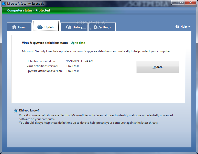 Microsoft Security Essentials 2018 Free Download For Windows