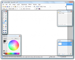 Paint.NET 2018 Review For Windows MAC Full Version