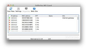 SoftPerfect WiFi Guard 2018 Review For Windows MAC