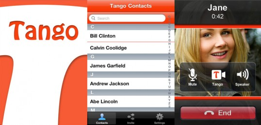 how to download tango on windows phone