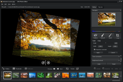 AVS Photo Editor 2018 Review For Windows MAC Full Version