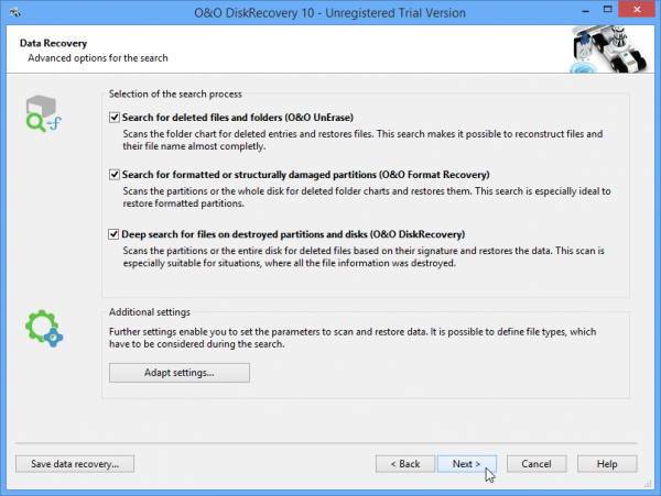 O&O DiskRecovery 2018 Review Free Download For Windows