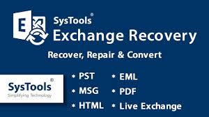 SysTools Exchange Recovery 2018 Review Free Download For Windows