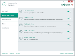 Kaspersky Antivirus 2018 License Key {Crack + Trial Reset}