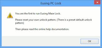Eusing Maze Lock 2018 Review Free Download For Windows + MAC