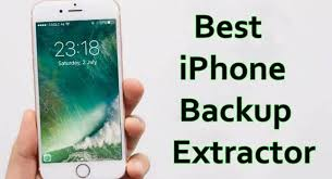 iPhone Backup Extractor 2018 Review Free Download For Windows
