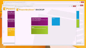 PowerArchiver 2018 Review Free Download For Windows + MAC