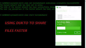 Dukto 2018 Review Free Download For Windows + MAC