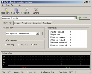 SoftPerfect Connection Emulator 2018 Review For Windows