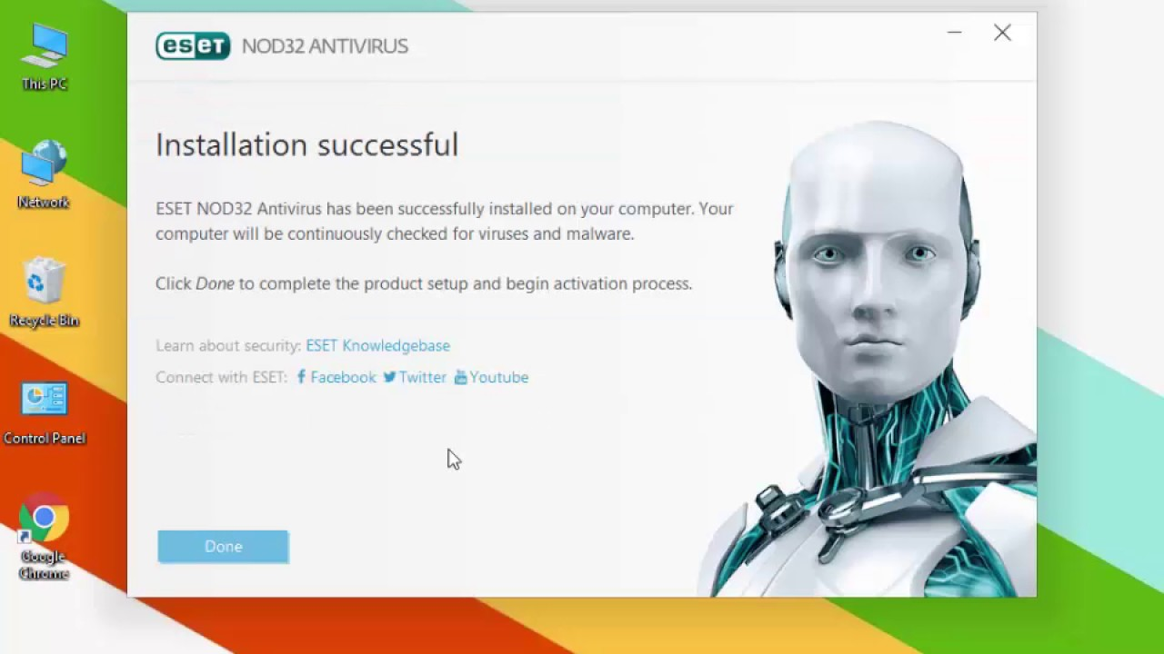 ESET NOD32 AntiVirus 2018 Review Free Download For Windows