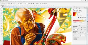 CorelDRAW Graphics Suite 2018 Crack + Serial Key Full Version
