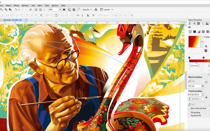CorelDRAW Graphics Suite 2018 Review For Windows MAC