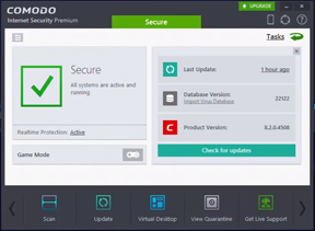 Comodo Antivirus 2018 Free Download For Windows + Mack