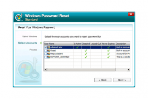 Windows Password Recovery Tool 2018 Review For Windows
