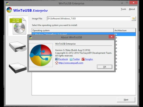 WinToUSB Download Crack for Windows  + Activation Code Free