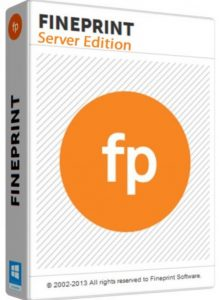 FinePrint Server Edition 10 With Crack Full Version Free Download