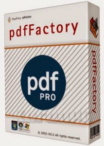 pdfFactory Pro Server Edition 7 With Keygen Full Version Free Download