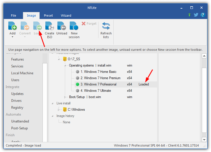 NTLite 2.0.0.7501 Crack 2020 Torrent + Key Free Download