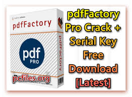 pdfFactory Server Edition 7 With Crack Full Version Free Download