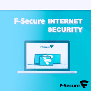 F-Secure Internet Security 18.1 Crack With License Key Free Download
